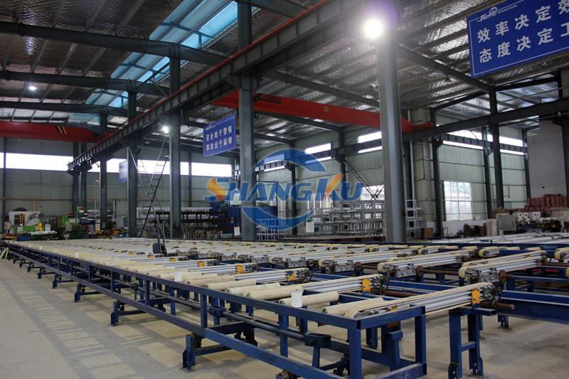 铝挤压生产线2-2