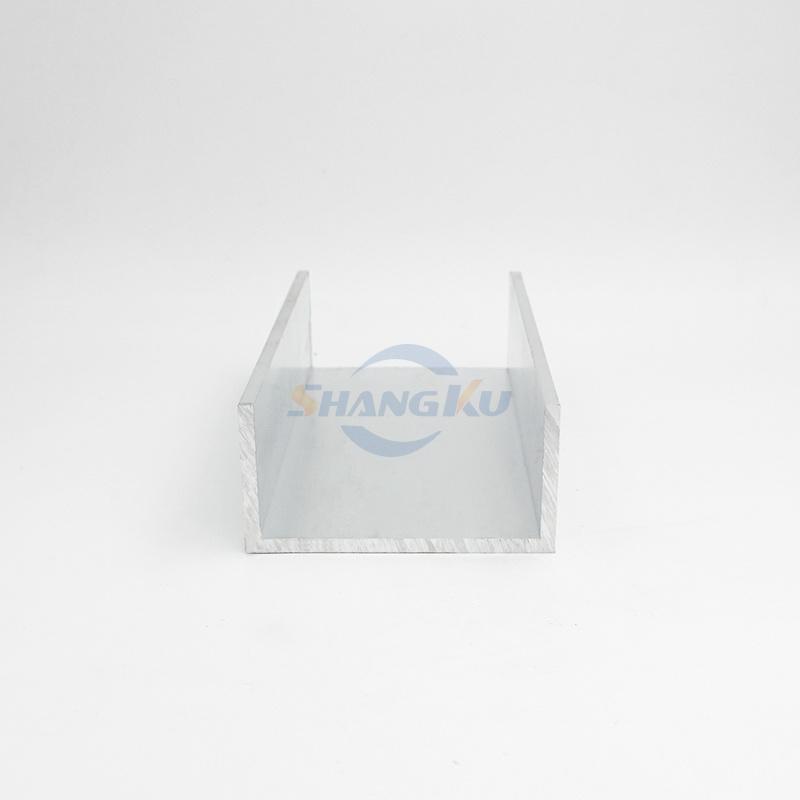 100x50x5槽铝型材2