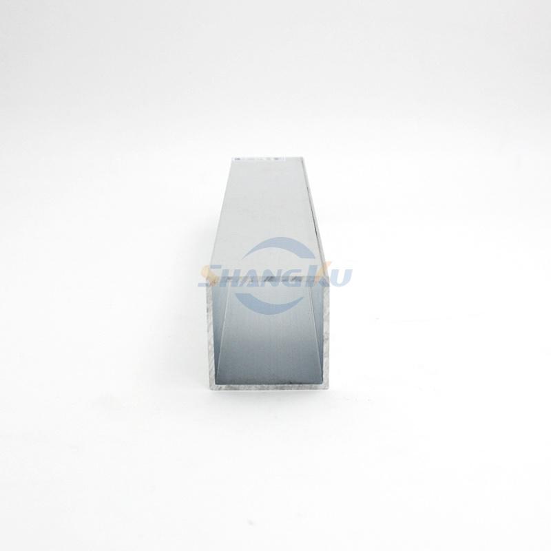 40x40x2四方铝管3