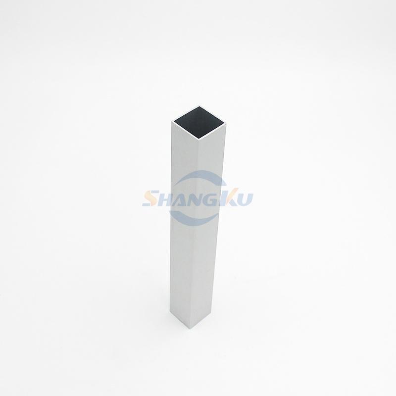 25x25x2四方铝管3
