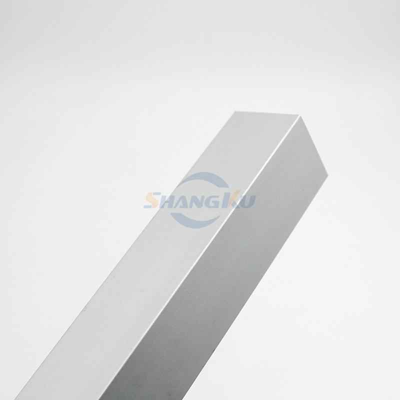 25x25x2四方铝管4