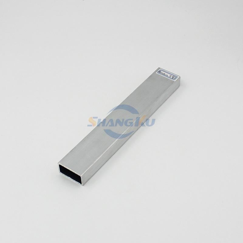 矩形铝管 35x18x2 - 1