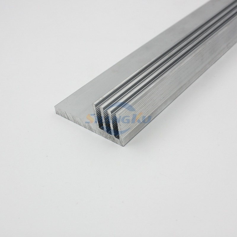 铝合金散热器片细节图