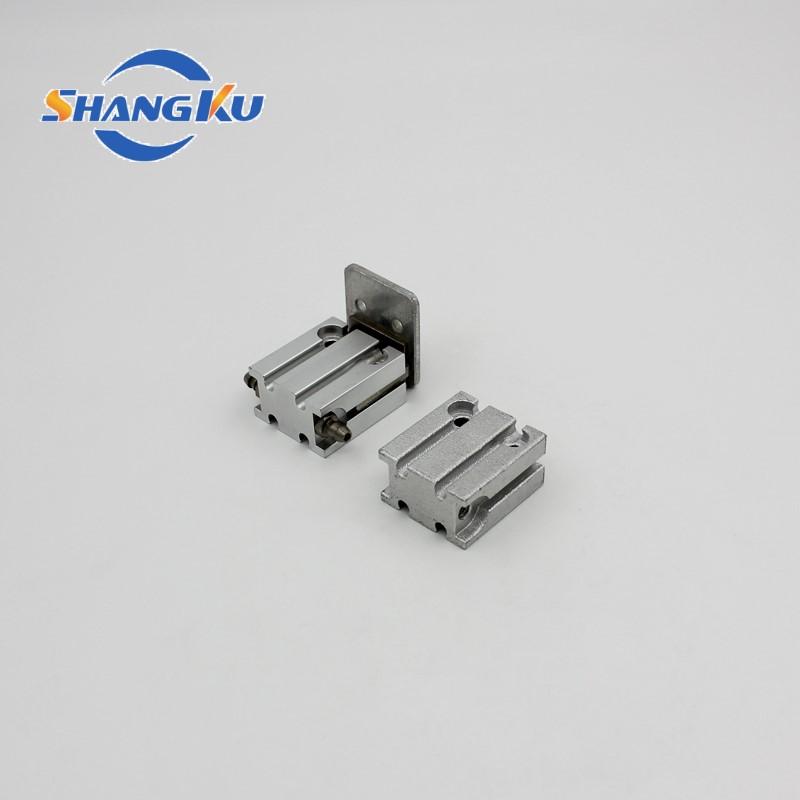 铝型材零部件深加工1