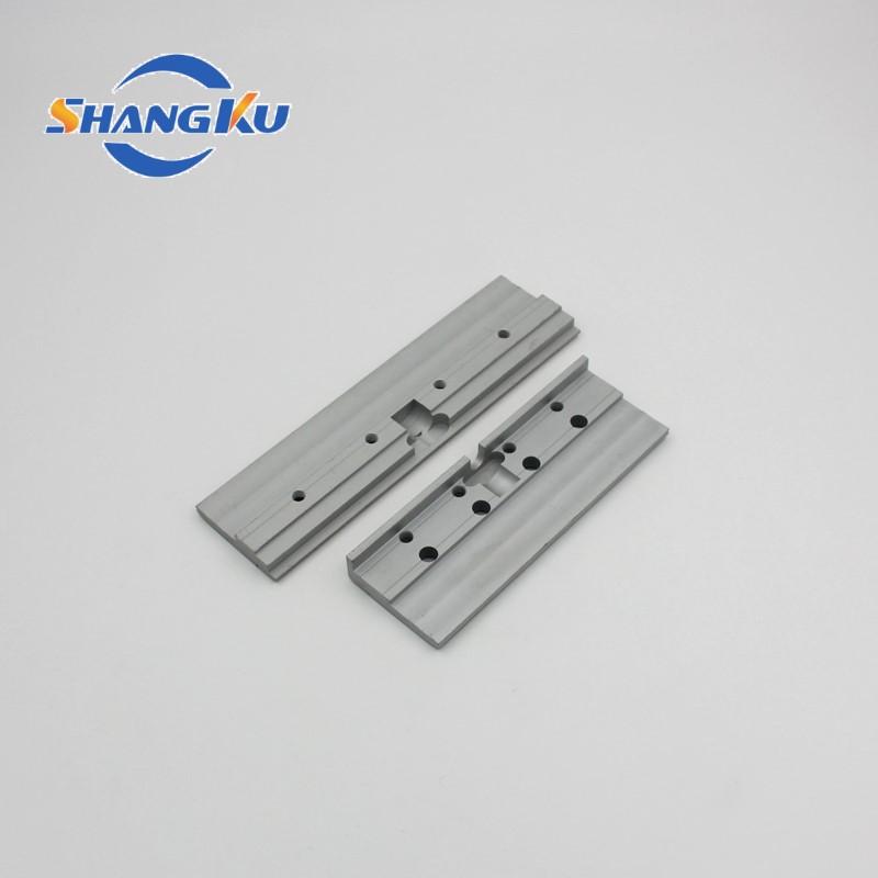 铝型材深加工打孔铣槽1