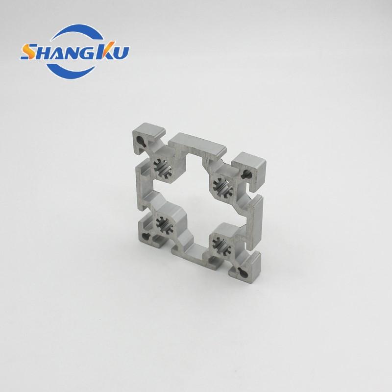T型槽流水线立柱铝型材1