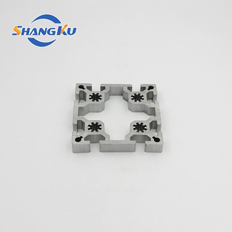 T型槽流水线立柱铝型材2