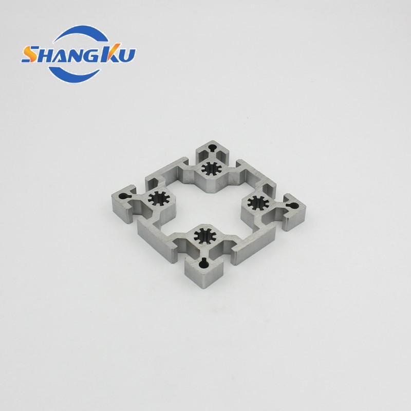 T型槽流水线立柱铝型材3