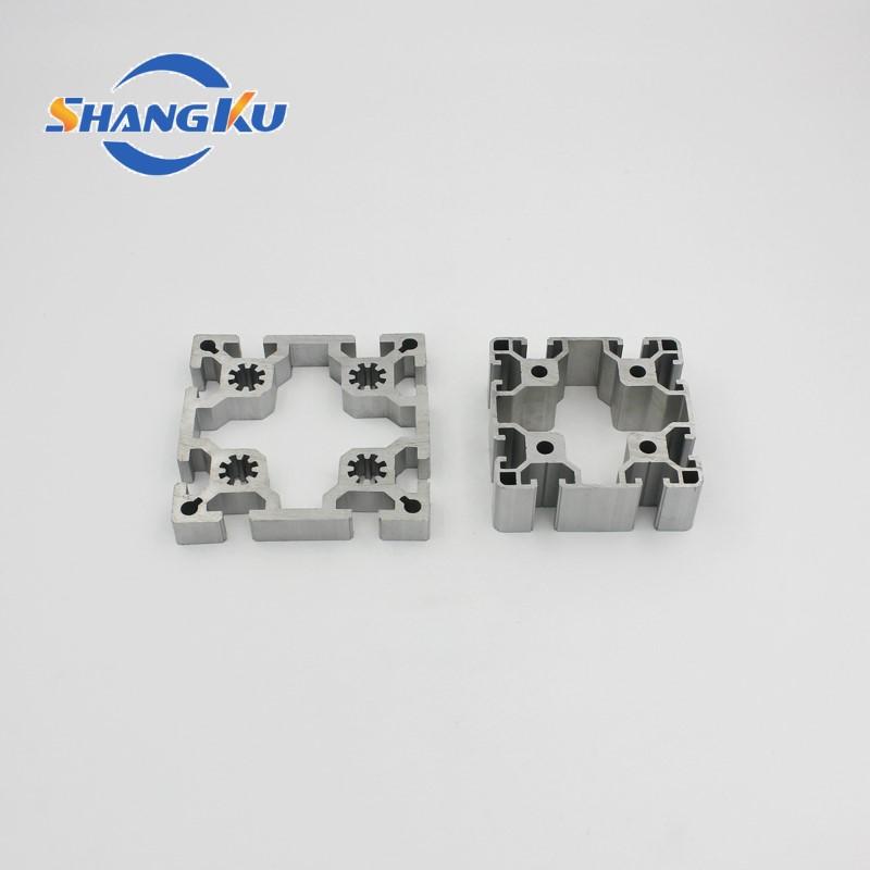 T型槽流水线立柱铝型材4