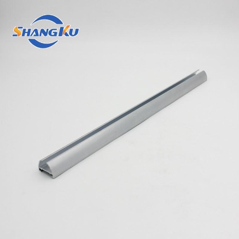 窗帘滑轨铝材2