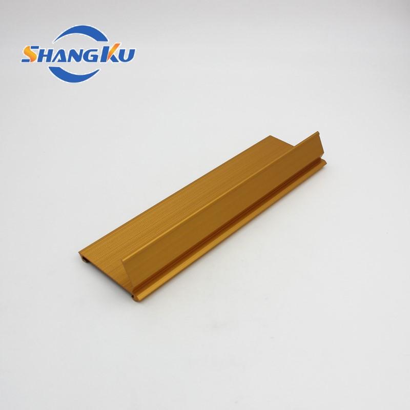 工业铝型材(金色氧化)2