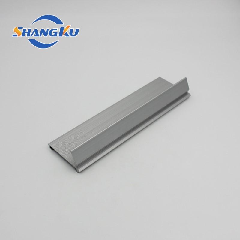 定做工业铝型材3
