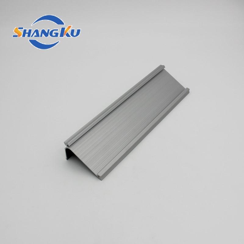 定做工业铝型材4